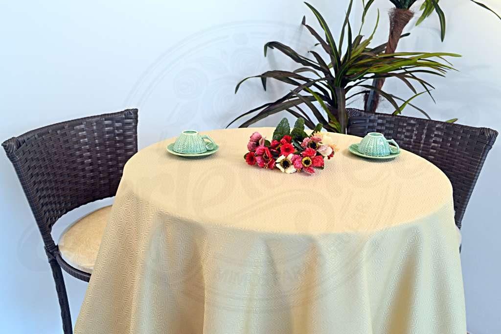 9054ca669092 Aprenda a escolher a toalha de mesa certa - Arte & Tear