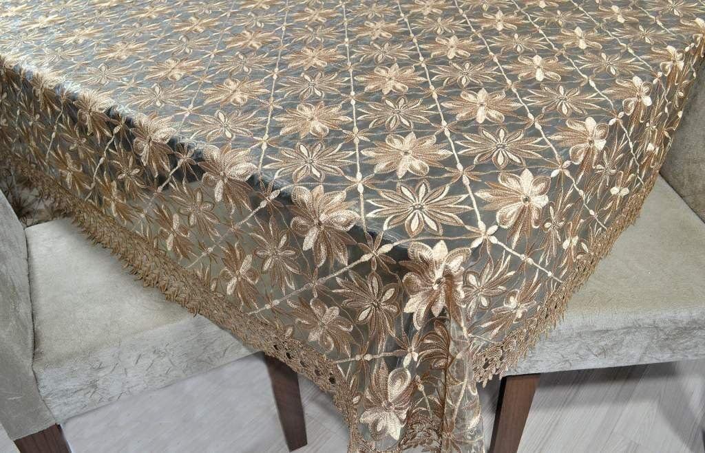 Aprenda a escolher a toalha de mesa certa