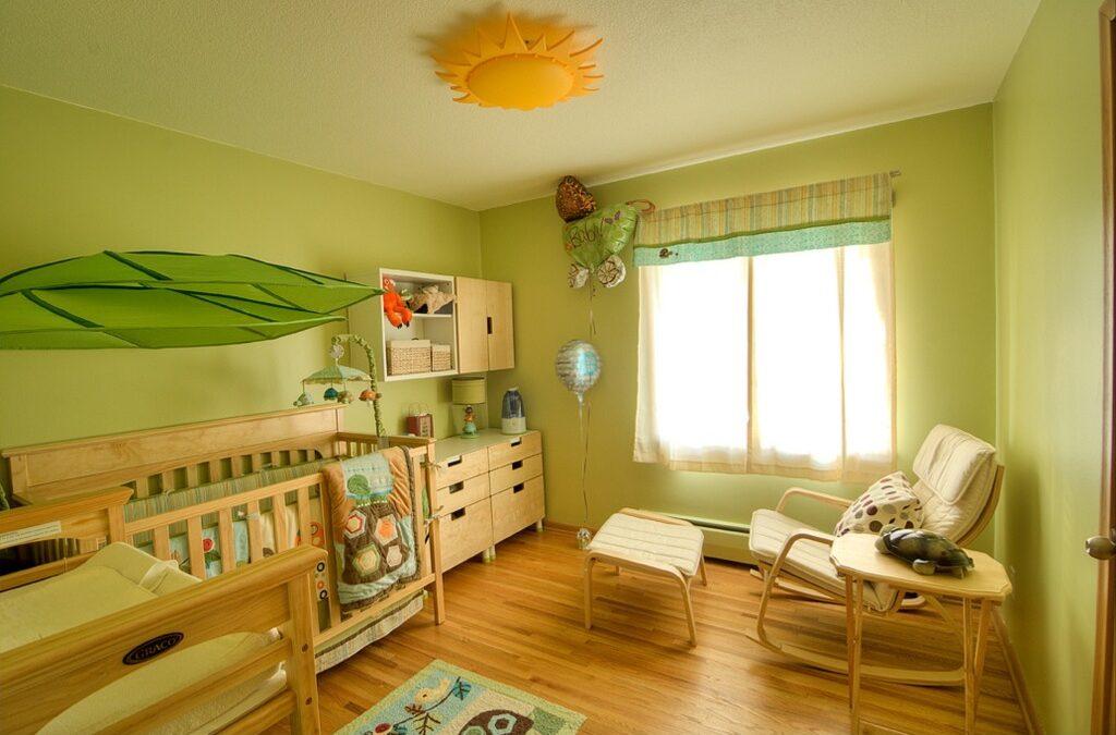 35 modelos de quarto de bebê decorado