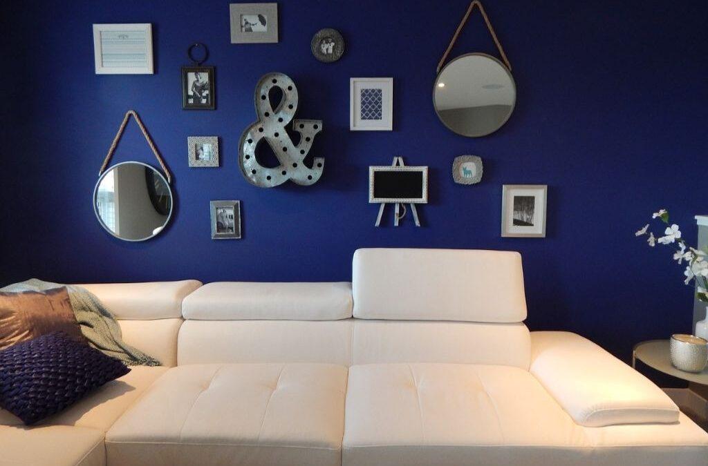 12 ideias de cores para sala