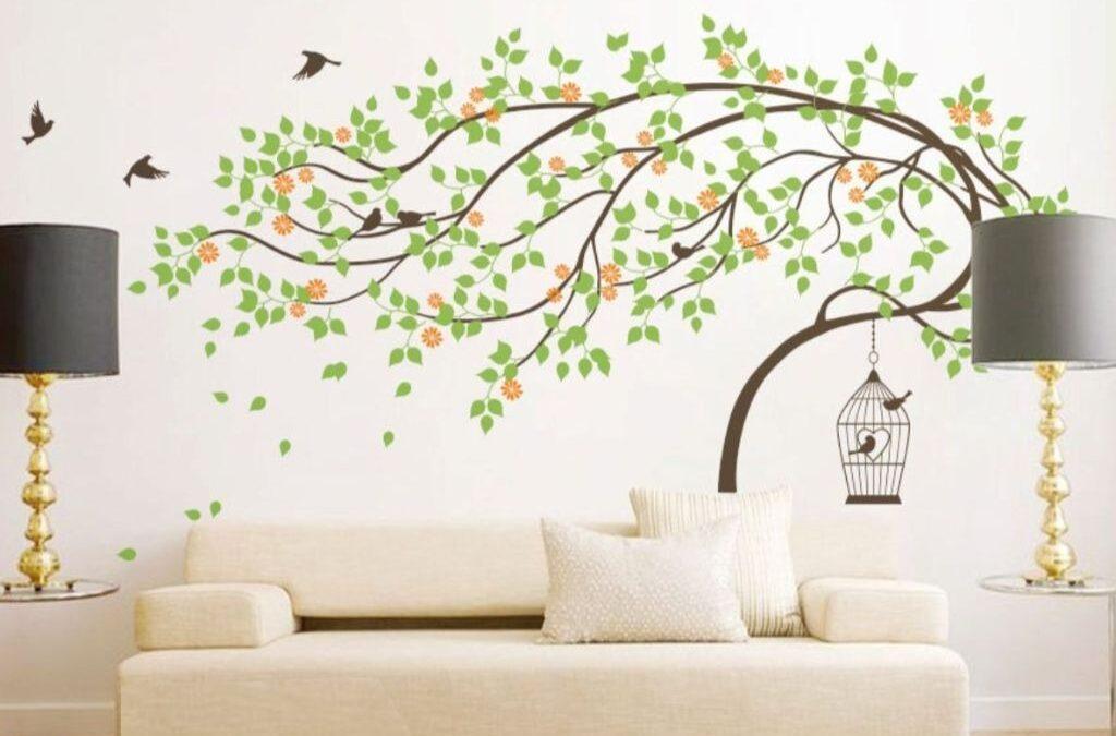 Saiba como usar papel de parede na decoração