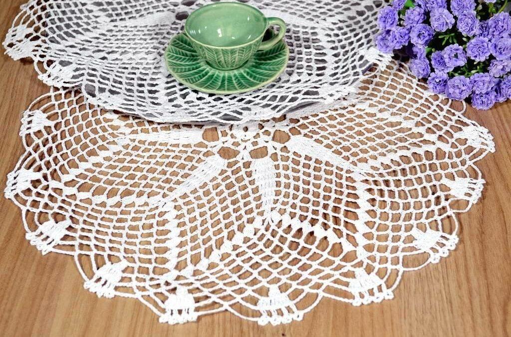 13 dicas de decoração com crochê