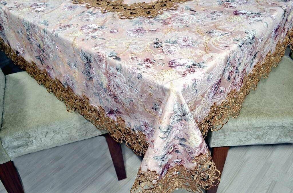 16 toalhas de mesa que vão transformar a sua decoração