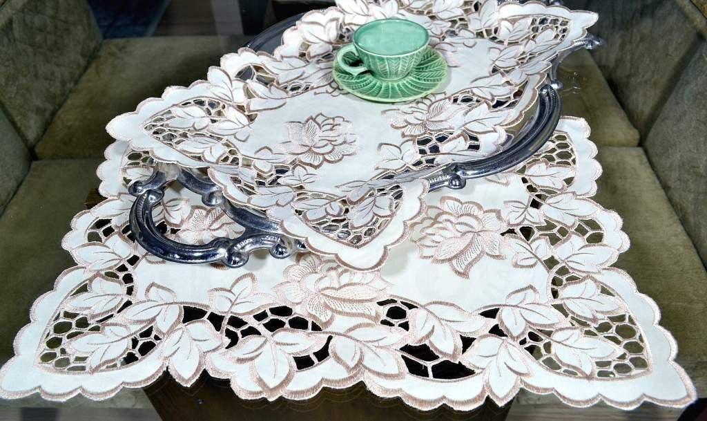 Fantástico! 19 itens que não podem faltar na sua decoração com bordado