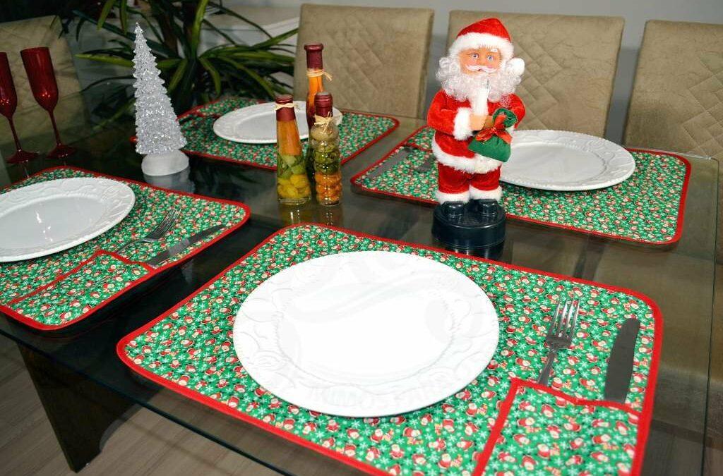 Jogo americano de mesa: 10 kits para você arrasar no seu jantar